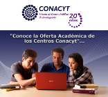 Conoce la Oferta CONACYT
